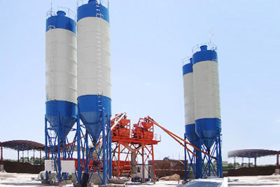 Camelway 2HZS35 Concrete Batching plant For Sale in Bolivia