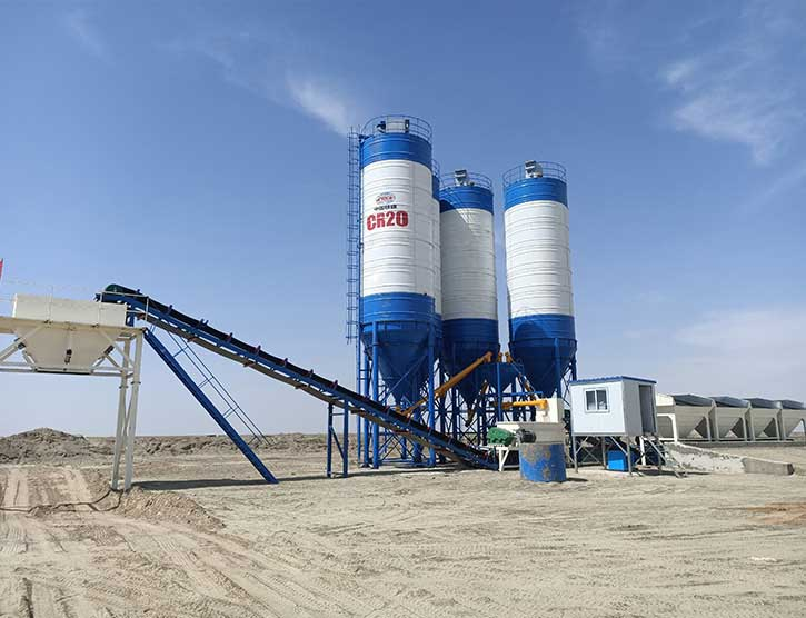 Continuous Mixing Plant for sale