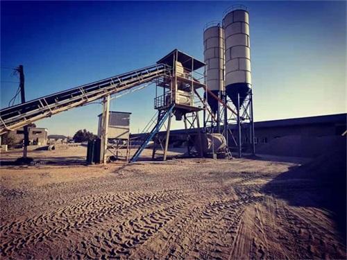 60m³ h Ready Mixer Concrete Batching Plant Maufacturer