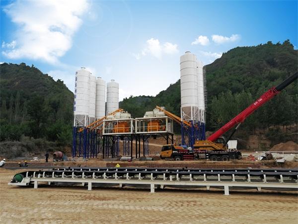 Australian Concrete Batching Plant Manufacturer