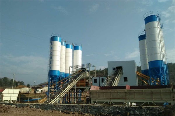 Automatic Concrete Batching Plant For Sale South Africa