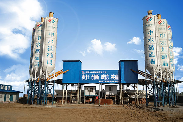 Camelway sold more than 100 units of concrete batching plant in 2019