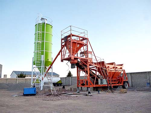 Cheap Concrete Batch Plant