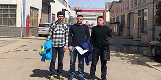 Uzbekistan customers