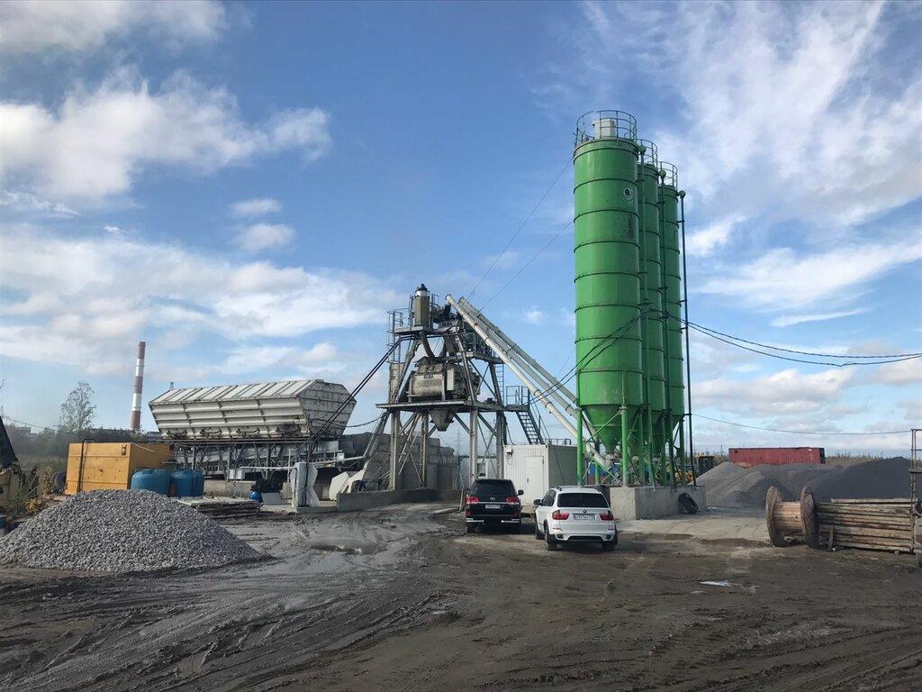 Concrete Batch Plant Business