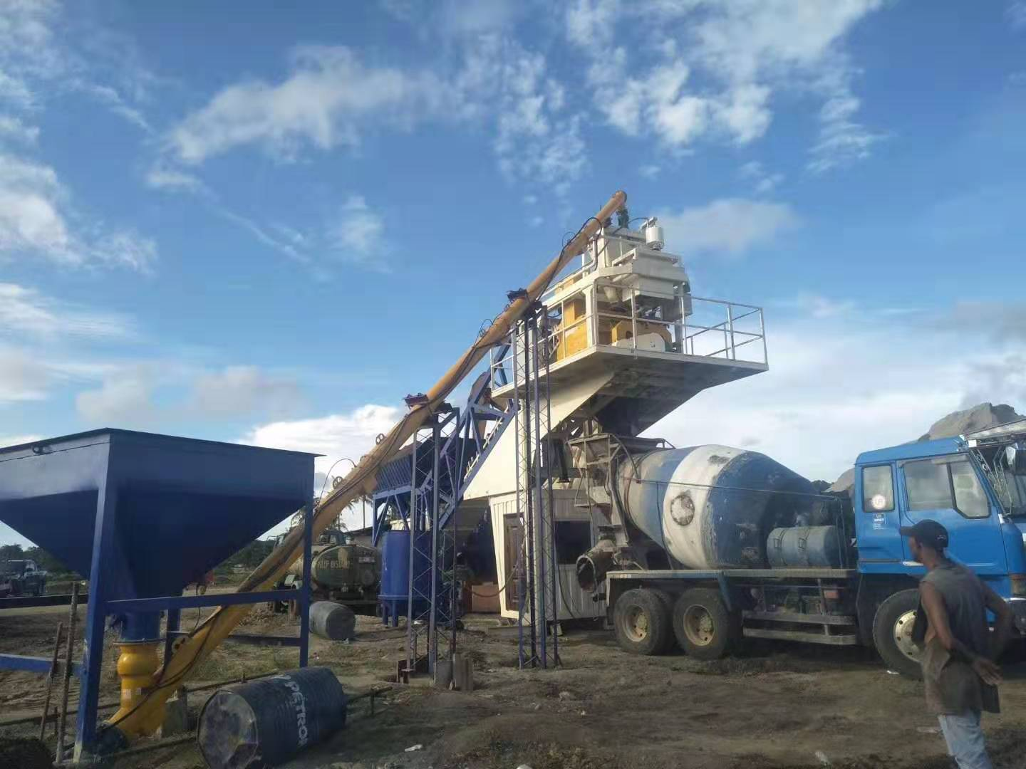 Concrete Batching Plant for sale Botswana