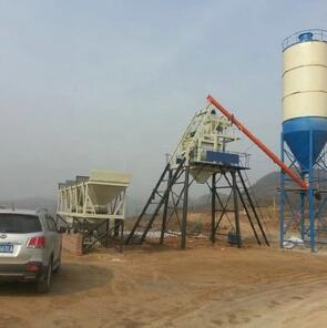 Concrete Batching Plant for Sale Colombo