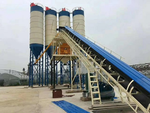 Concrete Batching Plant for Sale Egypt