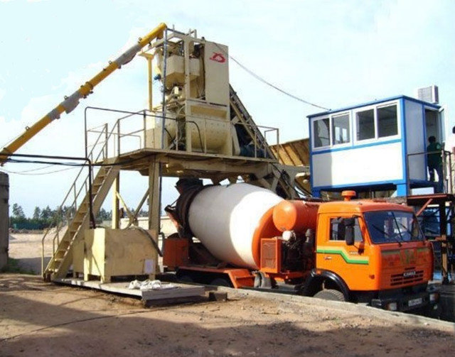 Concrete Batching Plant for Sale in Nepal