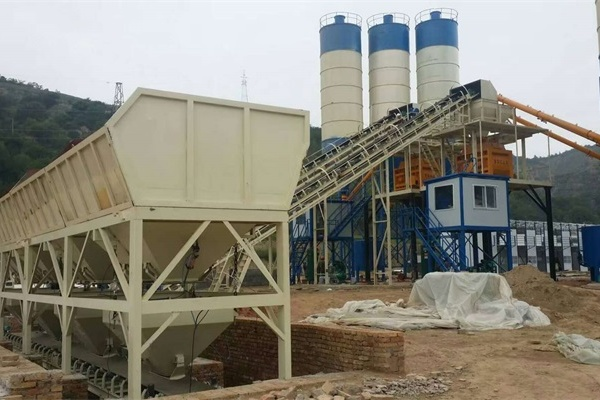 Concrete Batching Plant For Sale In United Arab Emirates