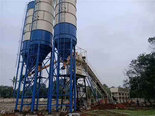 Concrete batching plant for sale Indonesia