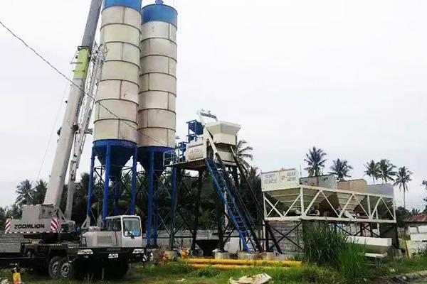 Concrete Batching Plant for Sale Libya