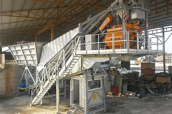 Concrete Batching Plant For Sale Malaysia3