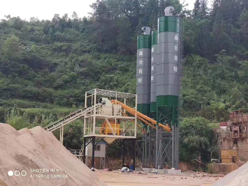 Concrete Batching Plant for Sale Mauritius