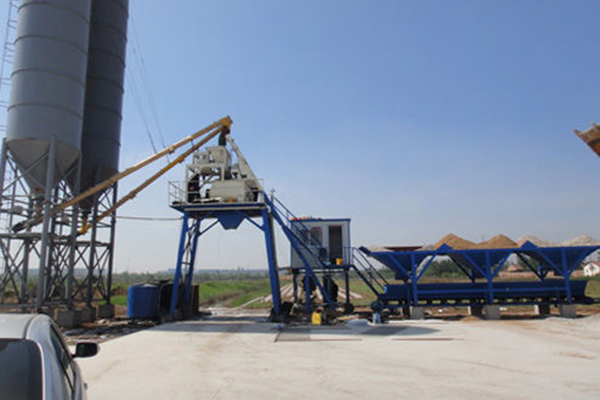 Concrete Batching Plant for Sale in Senegal, Batching Plant Price Senegal