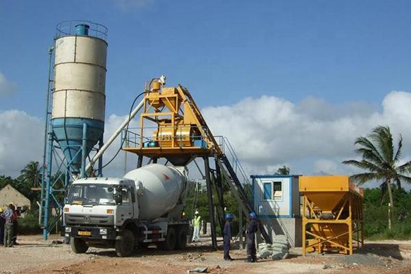 Concrete Batching Plant for sale Somalia