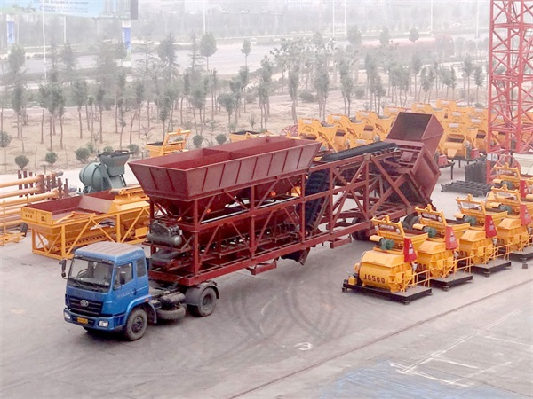 concrete batching plant Investment considerations