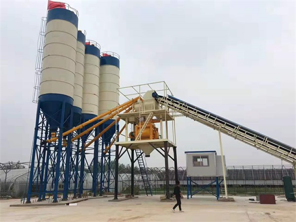 concrete batching plant manufacturer
