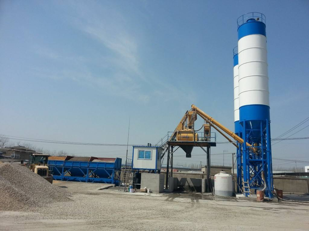 Concrete Batching Plants for sale in Tunisia