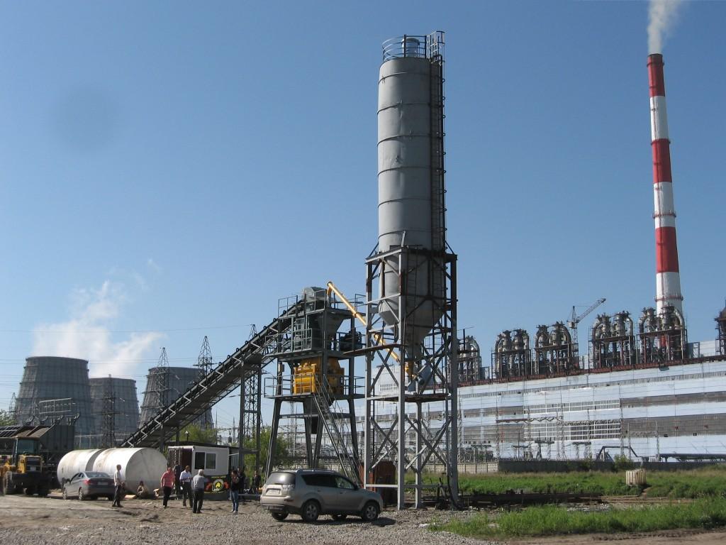 concrete mixing plant china