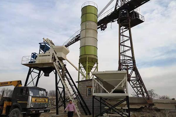 concrete plant Dzizak