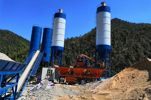 How to use the concrete batching plant to make profits