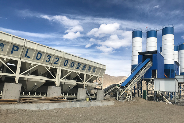 hzs120 batching plant