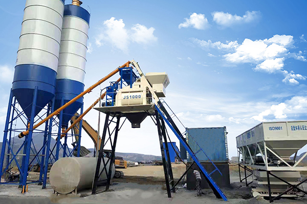 hzs35 batching plant