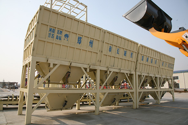 Independent Weighing Hopper Batcher