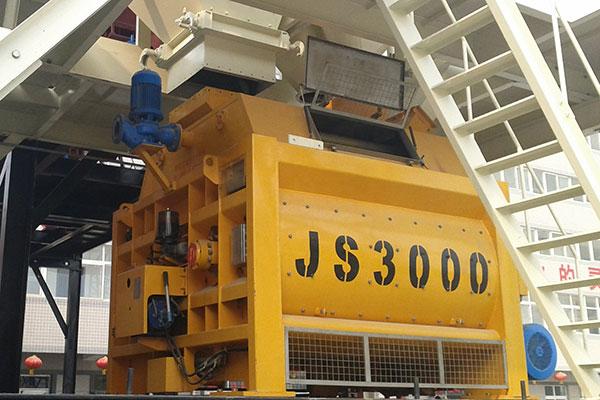 js3000 mixer
