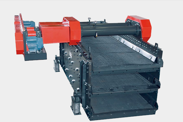 LF series Linear Vibrating Screen