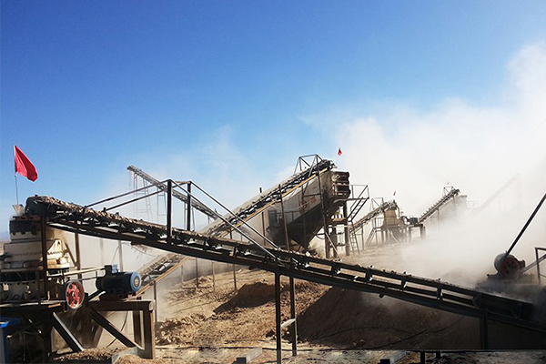 Manufactured Sand Crushing Plant