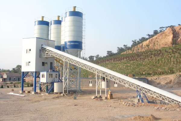 Mini Concrete Batching plant For Sale