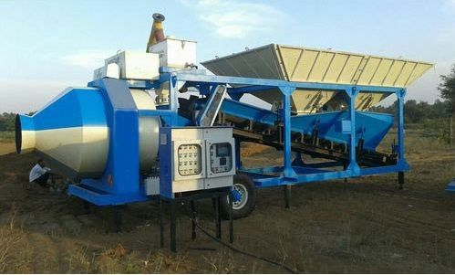 mobile batching plant manufacturer