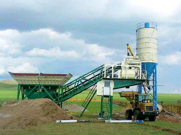 Mobile Concrete Batching Plant For Sale Malaysia