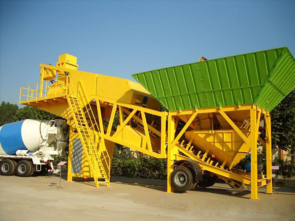 Mobile Concrete Batching Plant For Sale Malaysia1