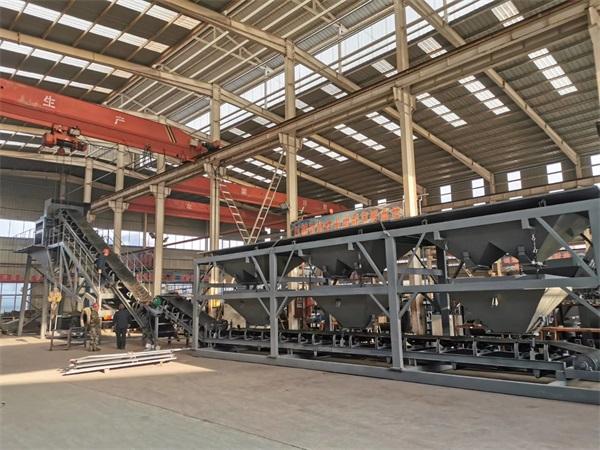 Mobile Concrete Batching Plant For Sale Uzbikistan