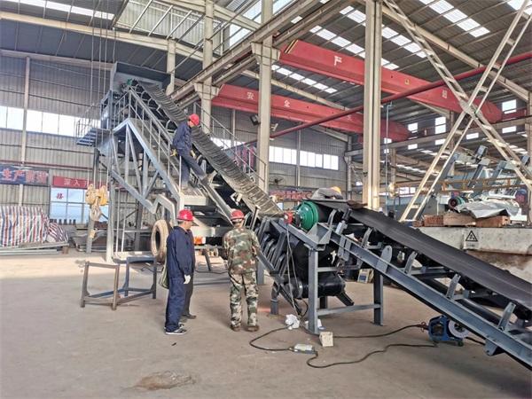Mobile Concrete Batching Plant For Sale Uzbikistan1