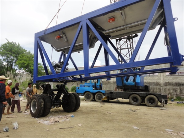 Mobile Concrete Batching Plant Manufacturer In Malaysia