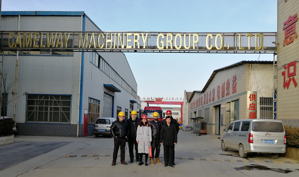 polish customers visit