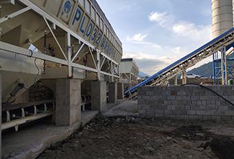 preacast concrete plant