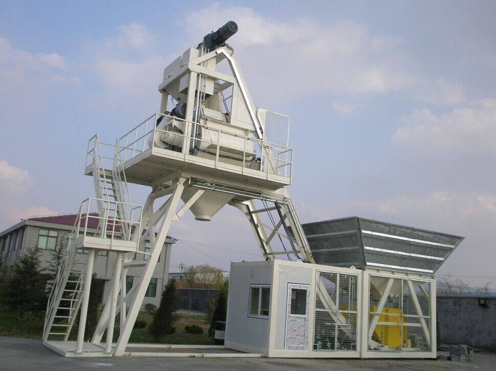 Rapid installation Concrete Batching Plant for Sale