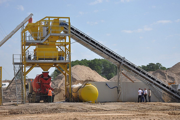 Ready Mix Concrete Plant for Sale in South Africa
