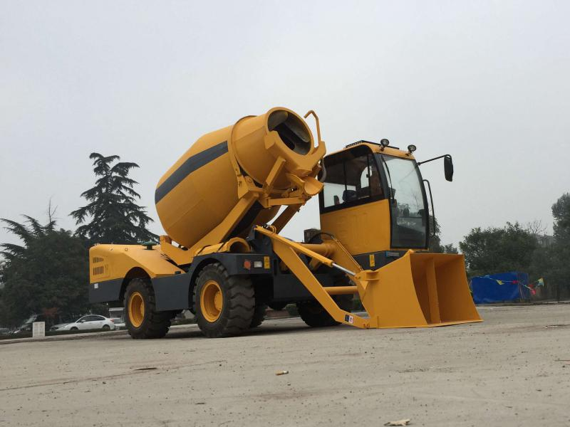 Self Loding Concrete Mixer For Sale Philippines