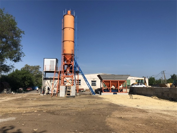 Small Concrete Batching Plant For Sale Kuala Lumpur