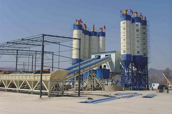 Tanzania concrete batching plant for sale