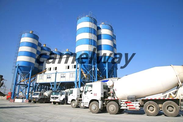 Ulaanbaatar Concrete Batching Plant Manufacturer