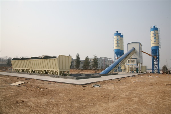 Used Concrete Batching Plant And New Concrete Plant Difference