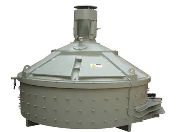 vertical shaft planetary mixer